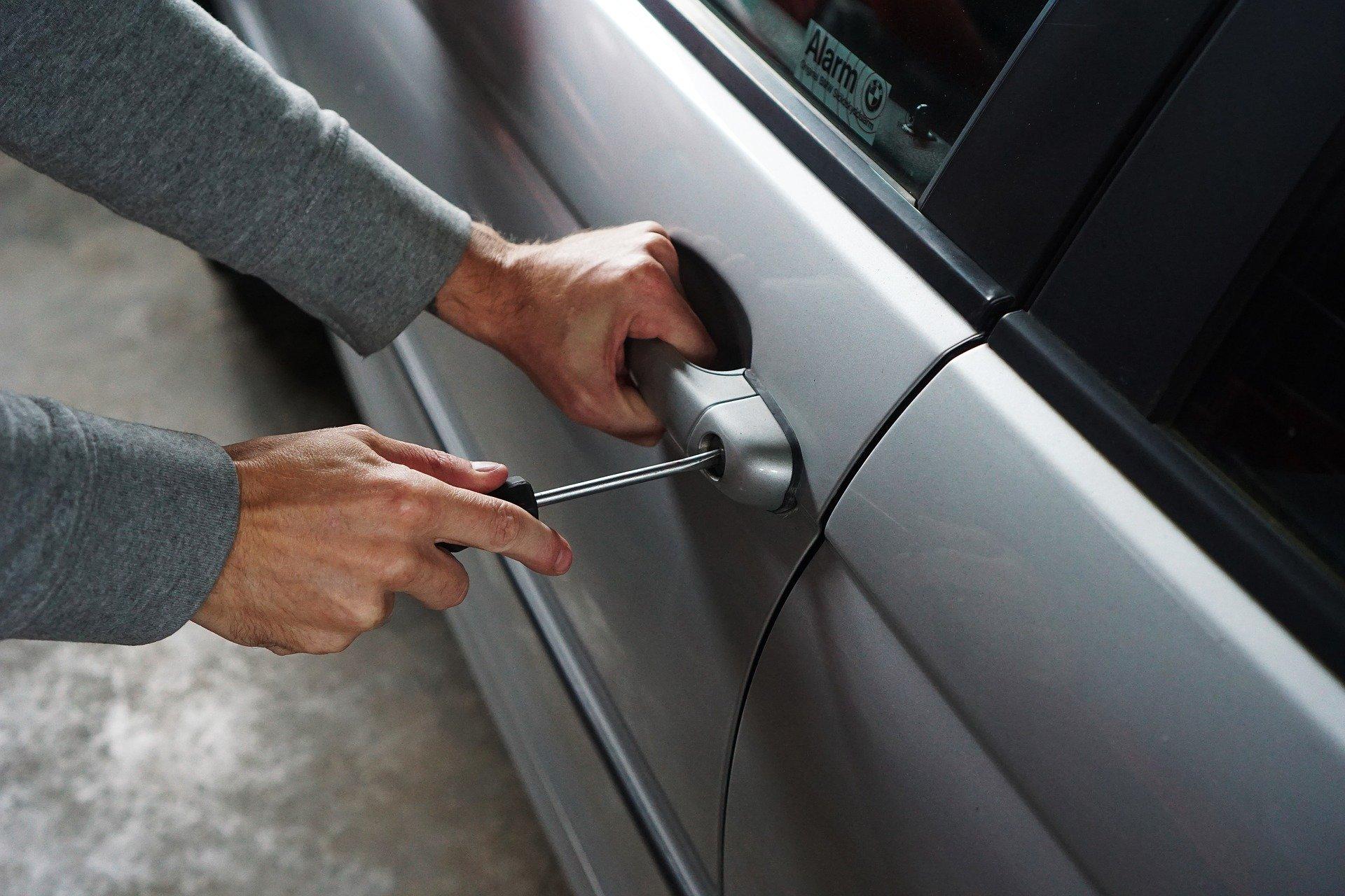 Metody kradzieży aut potrafią być kreatywne