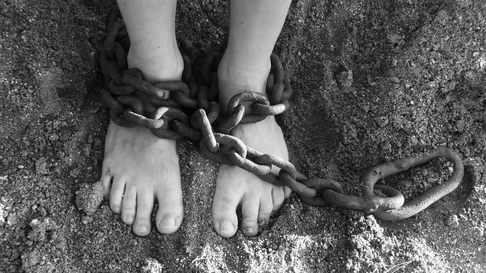 Niewolnictwo to wciąż aktualny problem.