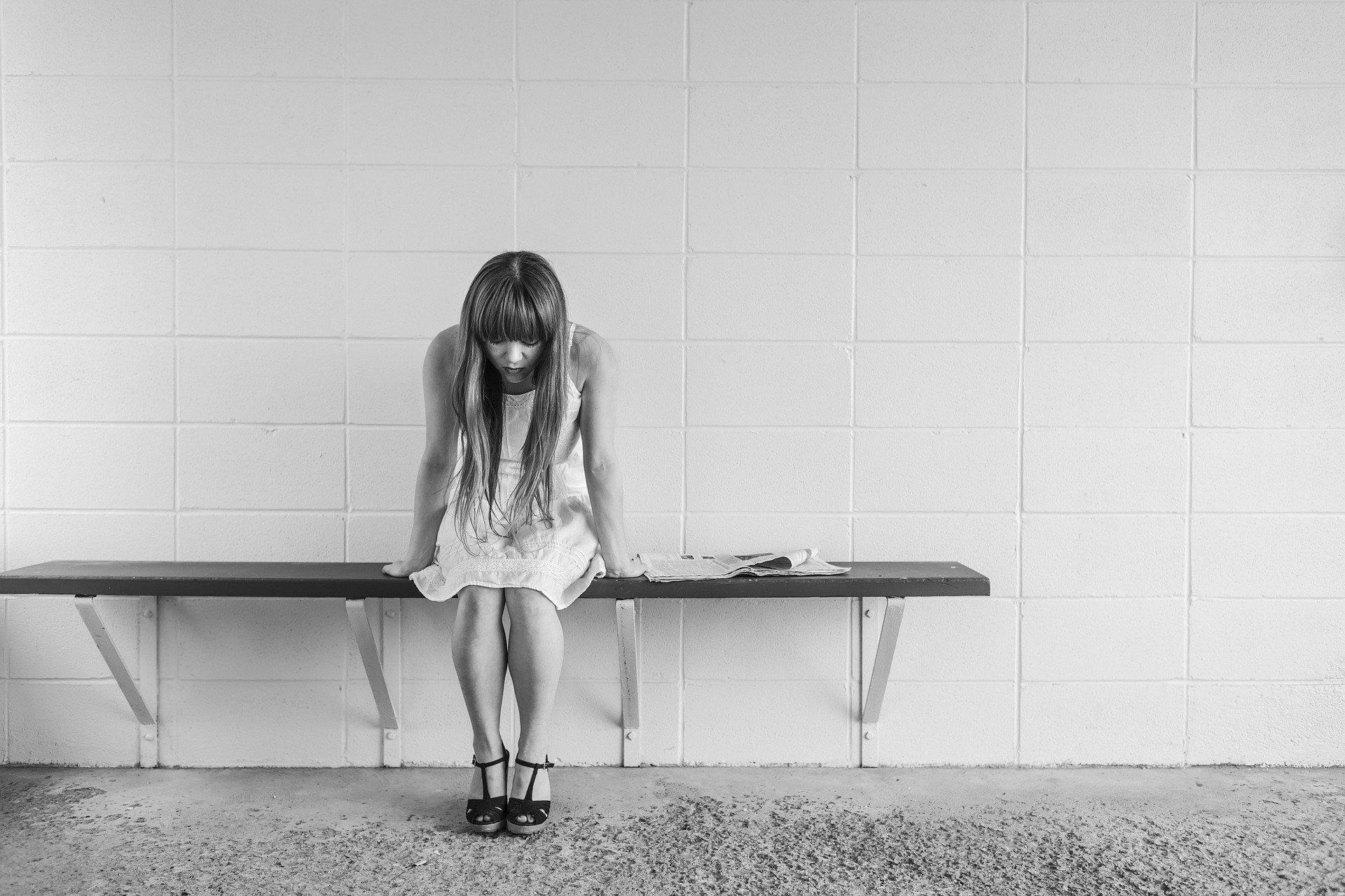 Depresja coraz częściej pojawia się u nastolatków.