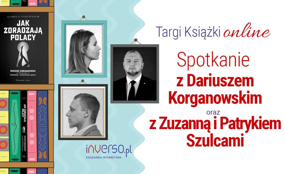 Spotkanie z detektywem Targi Książki online
