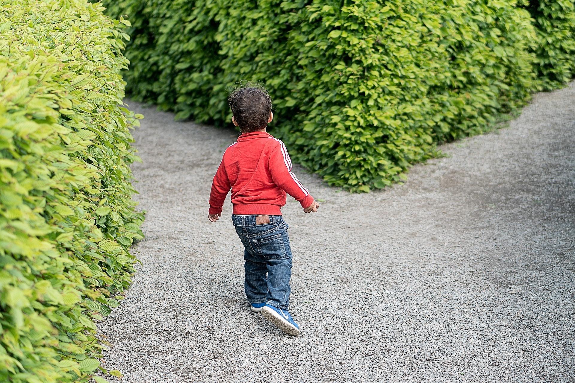 Zaginięcie dziecka - jak sobie poradzić?