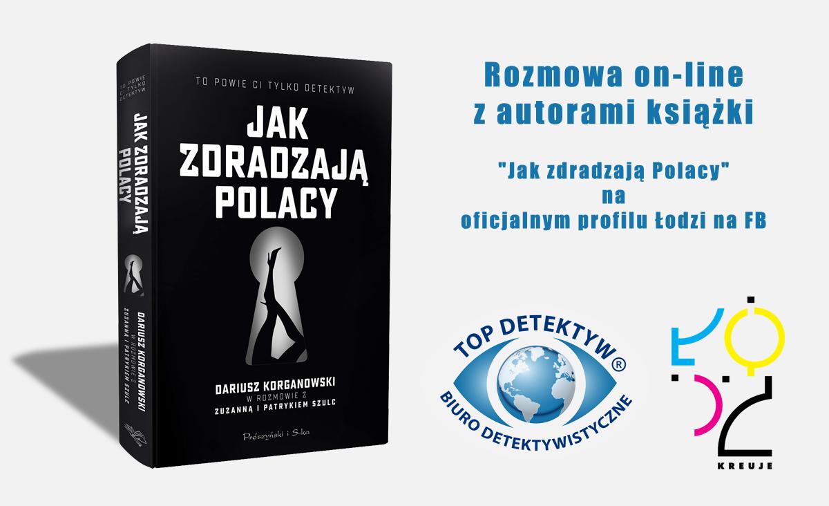 """Rozmowa z autorami książki """"Jak zdradzają Polacy"""""""